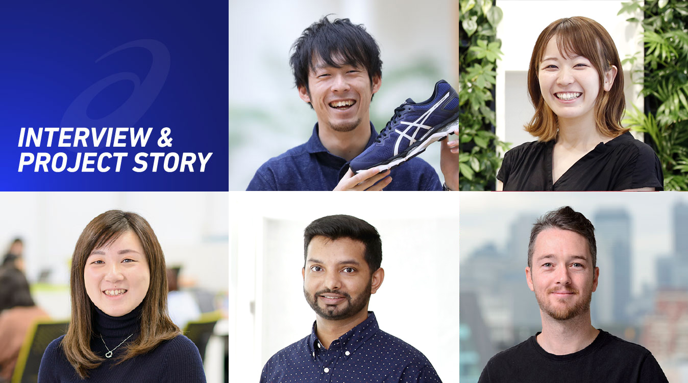 INTERVIEW & PROJECT STORY