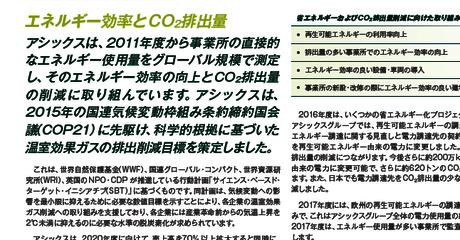 2016年CO2排出量報告書