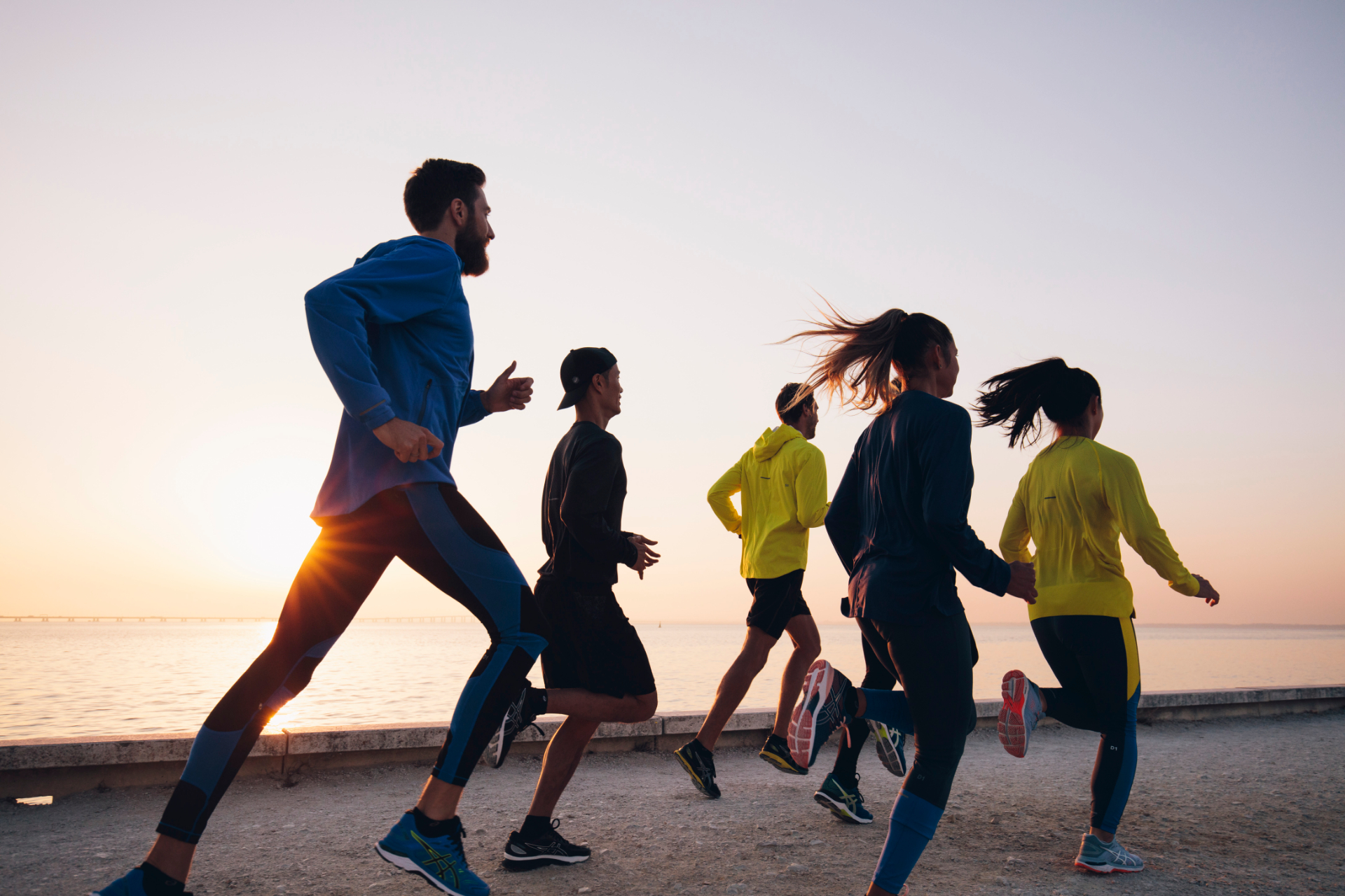 ASICS: creating quality lifestyle through intelligent sports