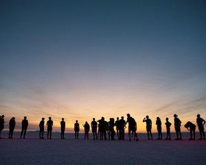 Start line sunrise_col3