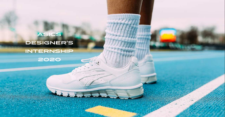 ASICS DESIGN INTERNSHIP 2020